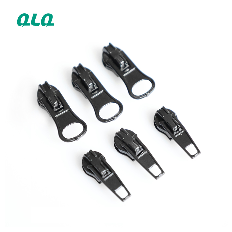Silicone PVC Zipper Sliders for Clothes Or Bags