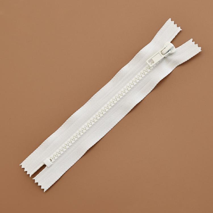 Garment BAG Plastic closed end zipper custom 3#, 5#,8#,10#,15#