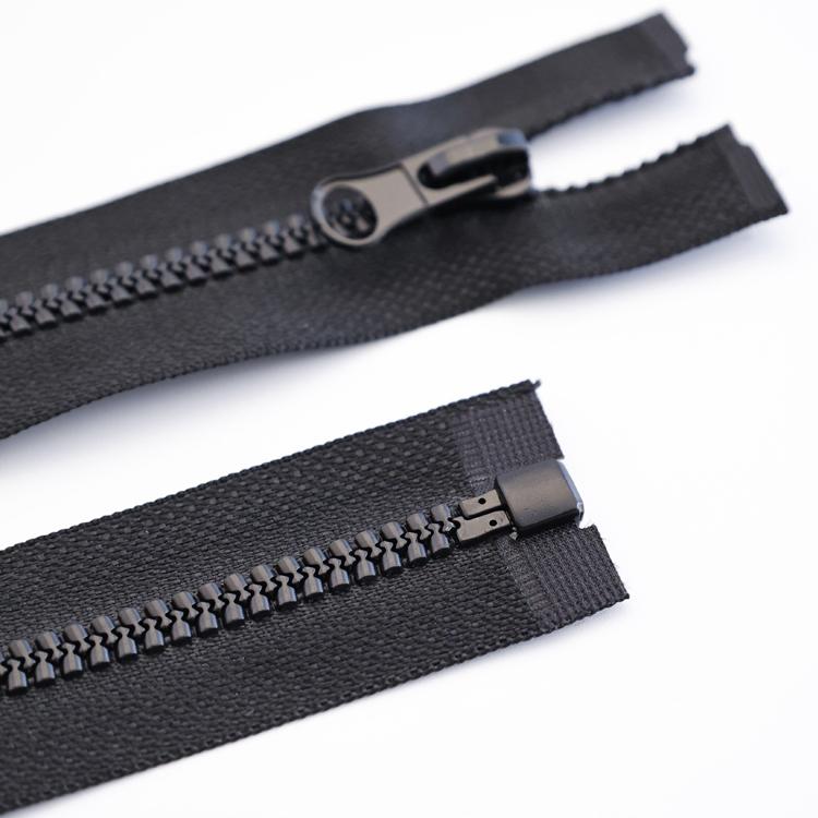 Welded Zipper Garment Bags STAR Quantity Plastic Open end zipper custom color and size